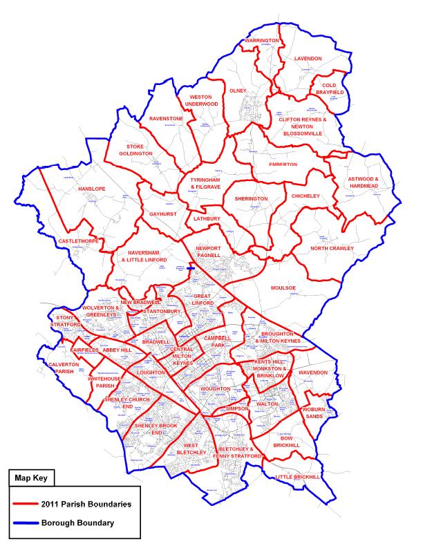 The Ramblers Association Milton Keynes District Group